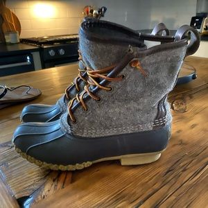 Ll bean signature boots